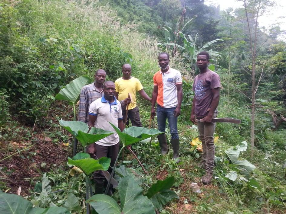 ECDH farmers