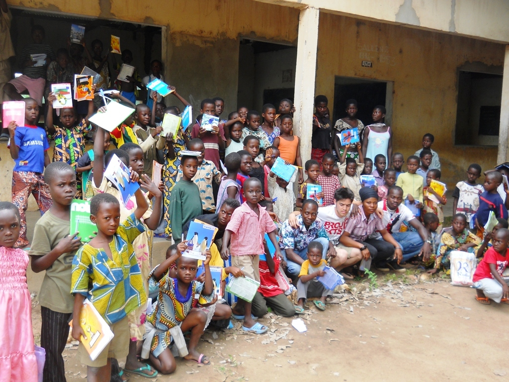 CDH 2011 volunteering