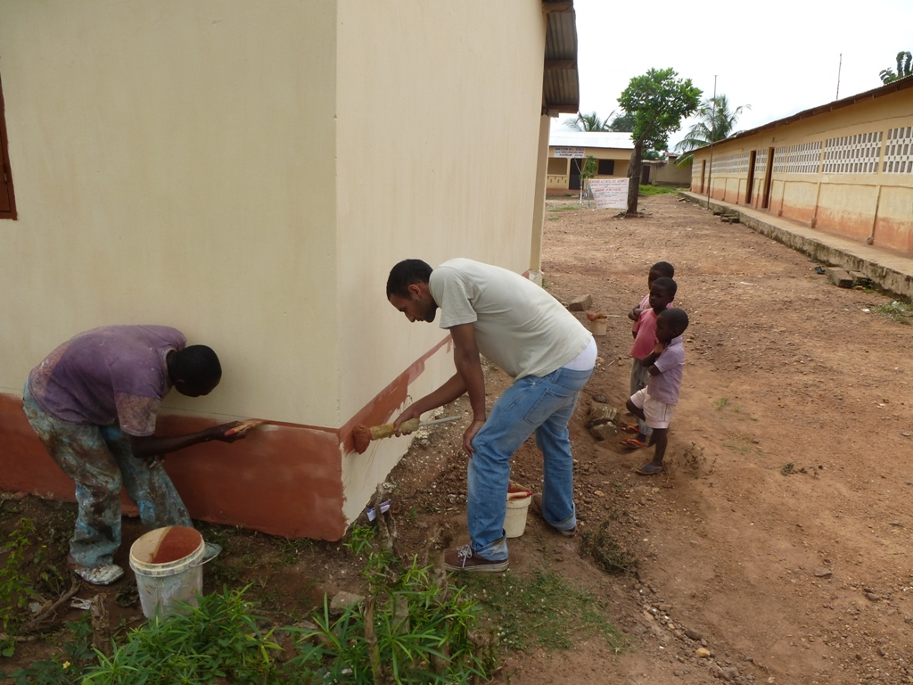 CDH 2012 Volunteering