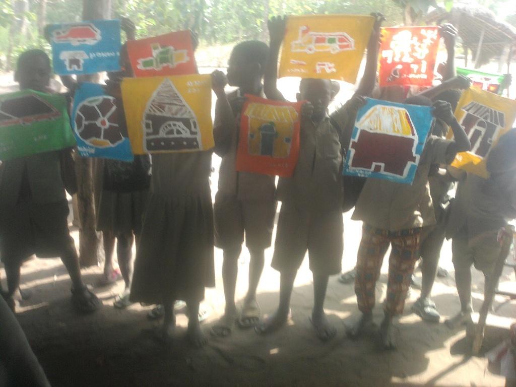 CDH Artistic program for school children 2016