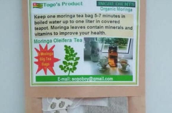 Moringa big tea bag