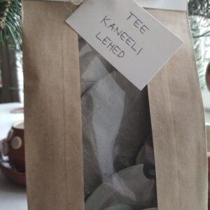 Cinnamon dried leave tea