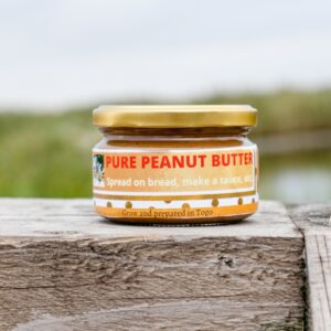 REAL PEANUT BUTTER